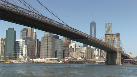 Brooklyn Bridge Footage