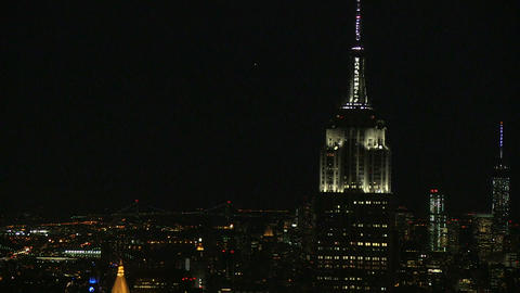 Empire State bUIlding Live Action