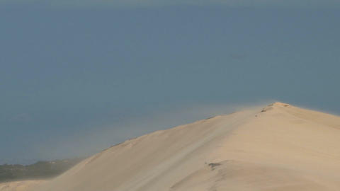 Sanddunes Stock Video Footage