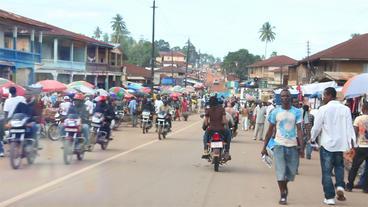 Africa City BO Footage
