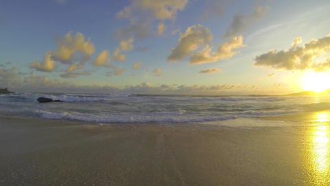 magic hour paradise Kenting Baisha Bay (White Sand Footage