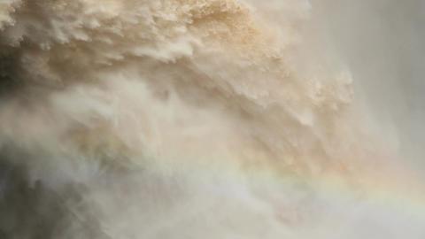 Flowing Water stock footage