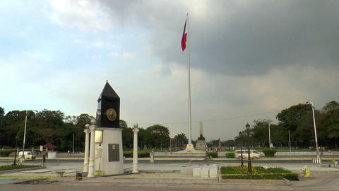 rizal park time lapse Footage
