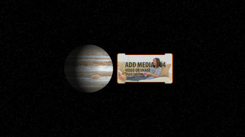 Solar System Flythrough - 4