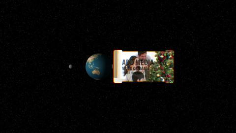 Solar System Flythrough - 6
