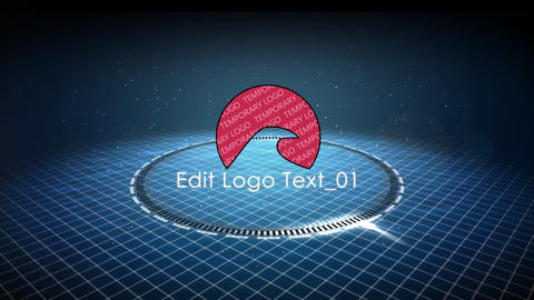 Concept Logo After Effects Template