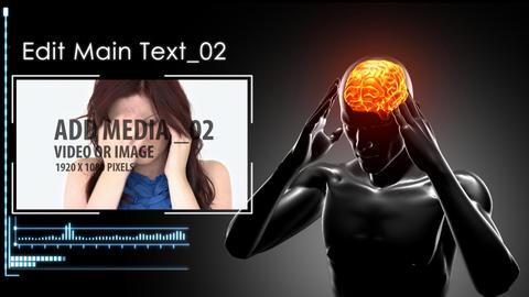 Headache After Effects Template