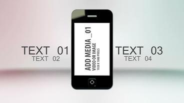 Simple Phone Display - 3