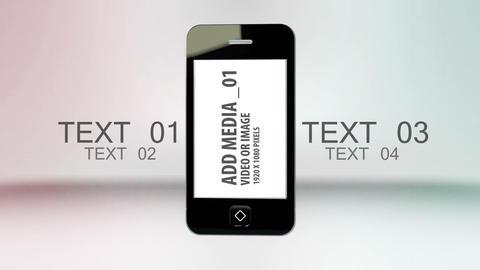 Simple Phone Display - 4