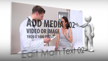 3D Doctor After Effects Template
