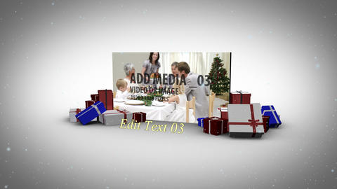 Presents for All After Effects Template