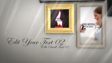 Your Precious Memories After Effects Template