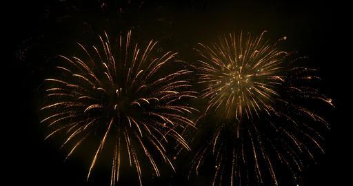 firework 11 4K Footage