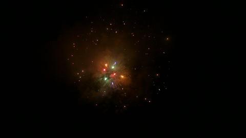 firework slow motion 13 Footage