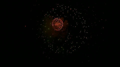 firework slow motion 17 Footage