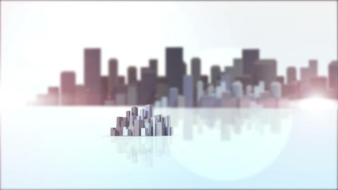 City Retail With Media After Effects Template