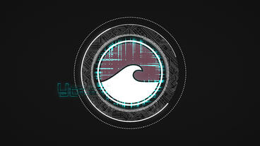 Tech Circle Logo After Effects Template