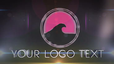 Football kick logo reveal After Effects Template