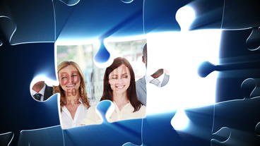 Missing Puzzle Pieces After Effects Template