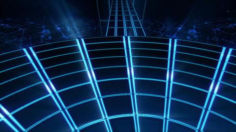 Futuristic Digital World (CAM2) After Effects Template