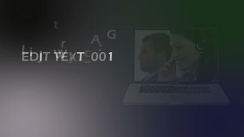 Media Laptop Sequence - 1
