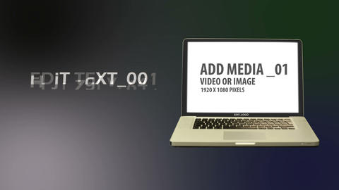 Media Laptop Sequence - 3