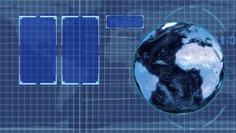 Blue Global Markets animation - 2