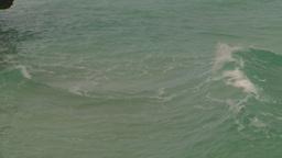 HD2009-4-8-1 waves crashing Stock Video Footage