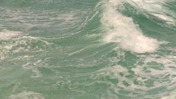 HD2009-4-8-3 waves crashing Stock Video Footage