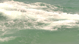 HD2009-4-8-3 waves crashing Stock Video Footage