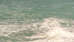 HD2009-4-8-5 waves crashing slo mo Stock Video Footage