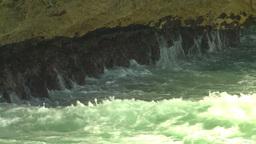 HD2009-4-8-15 waves crashing Footage