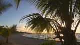HD2009-4-9-10 Sunset Beach stock footage