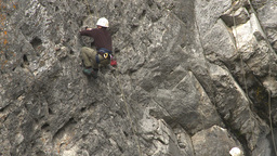 HD2009-8-2-3 rockclimbing Footage