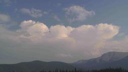 HD2009-8-5-11 thunderhead forming TL Stock Video Footage