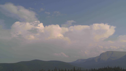 HD2009-8-5-11 thunderhead forming TL Stock Video Footage