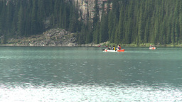 HD2009-8-8-24 canoes Lake Louise Footage