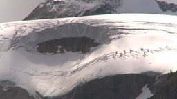 HD2009-8-10-12 glacier LL Stock Video Footage