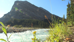 HD2009-8-14-7 mountain river Stock Video Footage