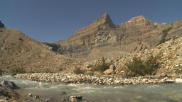 HD2009-8-20-27 mountain stream Stock Video Footage