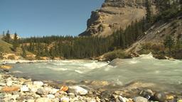 HD2009-8-21-13 mountain stream Stock Video Footage