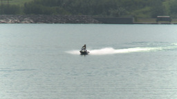 HD2009-8-22RC-1 seadoo on lake Footage