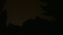 HD2009-8-22RC-21 night thunderstorm lightning long Stock Video Footage