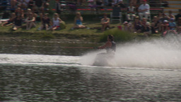 HD2009-8-23-3RC water ski comp stunt barefoot Footage