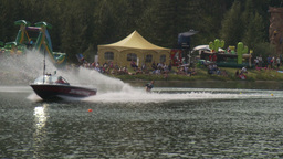 HD2009-8-23-5RC water ski comp female Footage