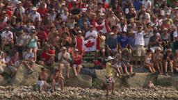 HD2009-8-23-23RC water ski crowd Footage