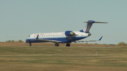 HD2009-8-43-7RC crj United exprerss takeoff Footage