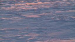 HD2009-2-1-22 snow sunrise Stock Video Footage