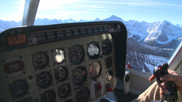 HD2009-1-7-2 heli gauges cockpit Footage