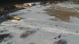 HD2009-1-7-4 heli landing Footage